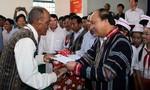 Thủ tướng Nguyễn Xuân Phúc thăm và làm việc tại Lâm Đồng