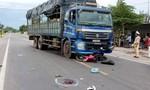 Qua đường bị xe tải tông, một người tử vong
