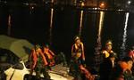 Vẫn còn 3 người mất tích trong vụ chìm tàu trên sông Hàn