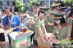 Nhiều hoạt động thấm đượm tình quân dân