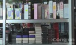 Phát hiện hơn 2.000 sản phẩm mỹ phẩm không rõ nguồn gốc