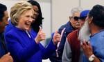 Bà Clinton trở thành nữ ứng viên tổng thống đầu tiên trong lịch sử Mỹ