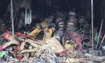Cháy chợ Vân, thiệt hại gần 1 tỷ đồng