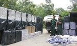 Bắt giữ 35.600 gói thuốc lá ngoại nhập lậu