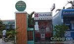Trộm cạy phá trụ ATM của ngân hàng SeABank 'chôm' hơn 100 triệu