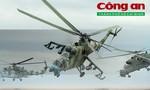 Infographic: Trực thăng Mi-25 của Nga bị IS bắn hạ ở Syria