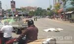 Tông chết người giữa ngã tư, tài xế bỏ chạy 4km thì bị bắt