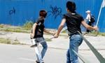 Đánh nhau giữa hai nhóm trai làng, 1 người bị chém lìa tay