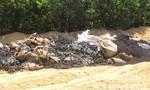 Hơn 100 tấn chất thải Formosa được chôn đầu nguồn của đập nước dân sinh