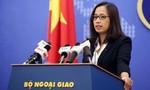 Việt Nam phản đối việc hải quân Thái Lan sử dụng vũ lực đối với ngư dân