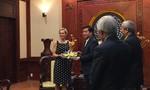 Bí thư Đinh La Thăng: Tạo mọi điều kiện cho doanh nghiệp nước ngoài đầu tư vào thành phố