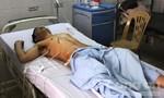 Phó công an xã bị chém trọng thương khi làm nhiệm vụ