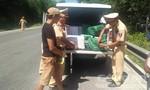 Phát hiện và bắt giữ đối tượng buôn thuốc lá lậu từ Quảng Trị vào Huế
