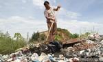 Phát hiện thêm bãi chôn rác của Formosa ở bãi biển Thiên Cầm