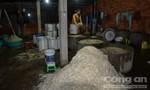 Phát hiện cơ sở sản xuất giá đỗ sử dụng hoá chất
