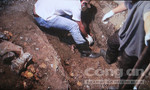 Kì 4: Trong 'hố chôn xác vợ giữa phòng ngủ' có gì?
