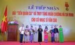 Trao tặng Huân chương Hồ Chí Minh cho cố nhạc sĩ Văn Cao