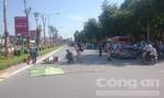 Người dân đuổi theo xe khách cán chết nữ sinh trước cổng ĐH Bách Khoa