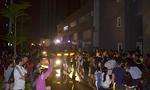 Cháy chung cư trong đêm ở Sài Gòn, hơn 300 hộ dân tháo chạy