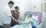 Bộ trưởng Tô Lâm thăm hỏi, động viên nữ chiến sỹ từ chối điều trị ung thư để cứu con
