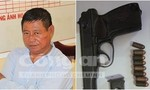 Bắt trung tá công an Campuchia dùng súng K59 bắn chết chủ tiệm vàng