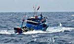 Một ngư dân mất tích khi đang đánh bắt ngoài khơi