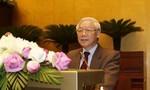 Tổng Bí thư Nguyễn Phú Trọng: Quốc hội và Hội đồng nhân dân các cấp phải tiếp tục đổi mới