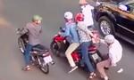 Hai vợ chồng bị giật gần 650 triệu đồng giữa Sài Gòn
