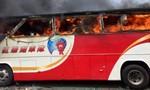 Cháy xe khách du lịch kinh hoàng ở Đài Loan: Hơn 26 người chết
