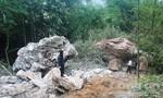 Sập mỏ đá ở Thanh Hóa khiến hai người thương vong