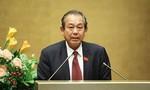 Phó thủ tướng Trương Hoà Bình: Nếu có tiêu cực trong cấp phép cho Formosa, phải xử lý nghiêm