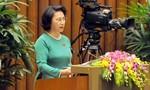 Quốc hội tiến hành bầu Chủ tịch, Phó Chủ tịch, Ủy viên Ủy ban thường vụ Quốc hội