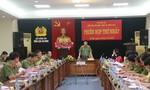 Công bố Quyết định thành lập Tiểu ban An ninh trật tự APEC 2017 thuộc Bộ Công an