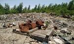 Phát hiện thêm 5 điểm đổ rác thải của Formosa