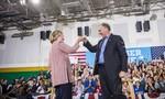 Bà Hillary Clinton chọn TNS Tim Kaine bang Virginia làm phó tổng thống
