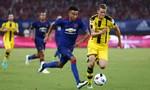 'Quỷ đỏ' thua tan tát trước Dortmund trên đất Trung Quốc
