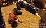 Học viên trường cảnh sát quật ngã tên cướp điện thoại