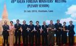 ASEAN quan ngại về các hoạt động cải tạo và các hành động leo thang tại khu vực