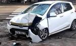Ô tô tông liên hoàn làm 7 người bị thương
