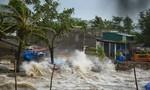 Bão số 1 đổ bộ vào Nam Định - Ninh Bình