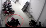 Bẻ khóa xe tay ga không được, tên trộm chuyển sang xe số