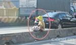 Những người liều mình 'cản xe tải' trên quốc lộ 1A