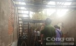 Vụ cháy nhà lúc nửa đêm làm 6 người chết do chập điện