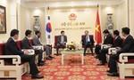 Bộ trưởng Tô Lâm tiếp Đại sứ Hàn Quốc tại Việt Nam