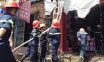 Cháy cửa hàng tranh, ảnh thiệt hại gần 700 triệu đồng