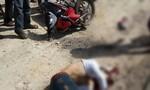 Xe máy va chạm xe ben, nam thanh niên tử vong tại chỗ