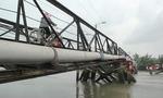 Vụ sà lan tông cầu Rạch Đỉa: 2.000 hộ dân bị cúp nước