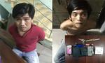 Hai 'con nghiện' vứt 14 gói ma túy để trốn 'hiệp sĩ'