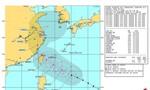 Đài Loan sơ tán hàng ngàn người tránh siêu bão Nepartak