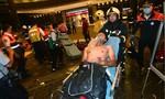 Nổ lớn trên tàu điện ở Đài Loan, 1 người Việt bị thương